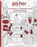 Harry Potter. Lugares Y Personajes Fantasticos. Maxi Libro Pa