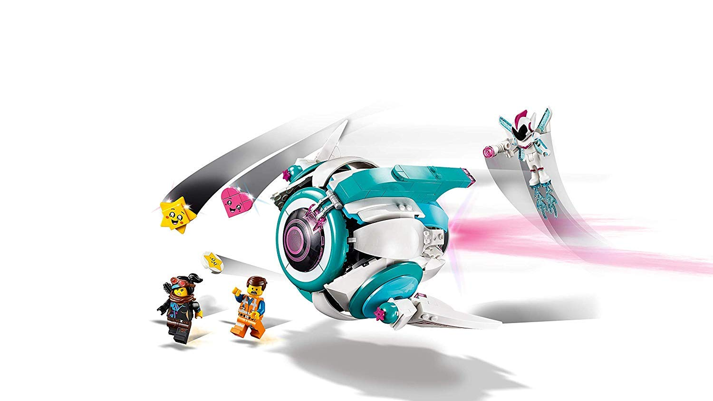 LEGO Movie 2 - L'astronave Sorellare di Dolce Sconquasso!, 70830 4 spesavip