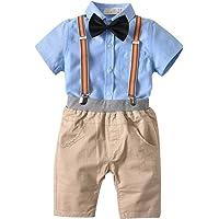 Bebone Baby Boys Children Summer Christening Suit