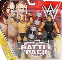 MR. MCMAHON & STONE COLD STEVE AUSTIN - WWE BATTAGLIA CONFEZIONI 40 WWE GIOCATTOLO WRESTLING ACTION FIGURE 2 PEZZI - nuovo in scatola e in magazzino