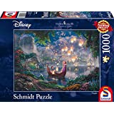 Schmidt Spiele - 59480 - Disney Raiponce, 1000 Pcs
