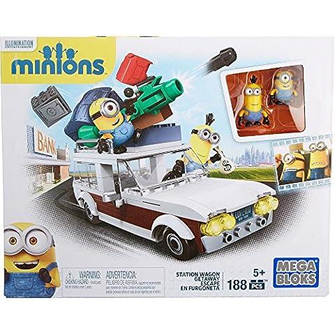 Mega Bloks CNF56 - Minions Station (Boy Wagon)