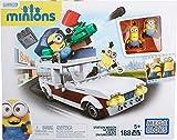 Minions - Juego de construcción, furgoneta, multicolor (Mattel 601155)