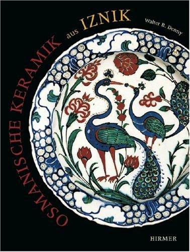 Osmanische Keramik aus Iznik -