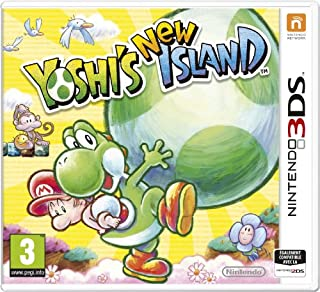 Yoshi's New Island (B00CESNIOG) | Amazon price tracker / tracking, Amazon price history charts, Amazon price watches, Amazon price drop alerts