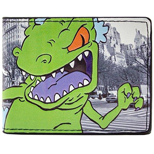 T-Rex im New York Grau Portemonnaie Geldbörse ()