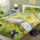 Generic Jungle Safari Toddler Duvet Bedding - Cheeky Monkey
