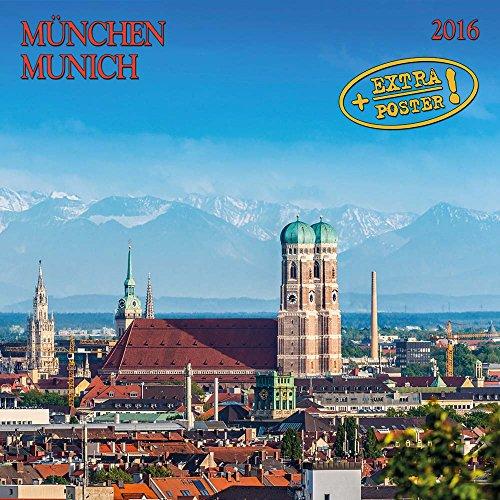 Munich/München 2020: Kalender 2020 (Artwork Cities)