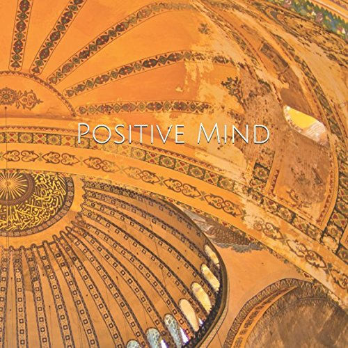 Positive Mind: Square Blank Journal: Istanbul Turkey Cover (The Gentleman Wayfarer Journal Series, Band 61)