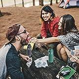 Super Sparrow – Edelstahl Trinkflasche mit 100% Zufriedenheitsgarantie - 6