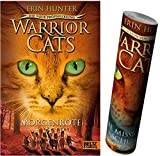 Warrior Cats - Die neue Prophezeiung. Morgenröte: Staffel II, Band 3 + Warrior Cats Poster