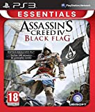 Ubisoft Assassin's Creed 4: Black Flag, PS3 Basic PlayStation 4 French video game - Video Games (PS3, PlayStation 4, Action / Adventure, Multiplayer mode, M (Mature), Physical media)