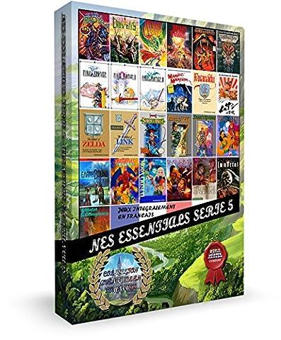 Cartouche pour console NES Essentials Serie 5 : Jeux d