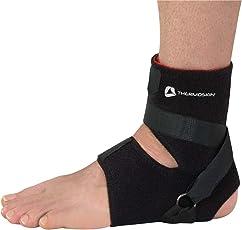 Thermoskin Plantar FXT active Fußbandage bei Fersensporn schwarz, Gr. S/M