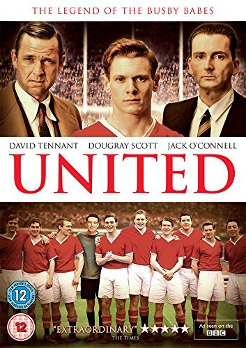 United [DVD] by David Tennant