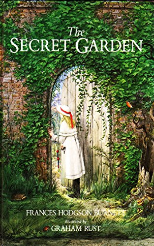 The Secret Garden - Great Illustrated - [University Of Chicago Press] - (ILLUSTRATED)