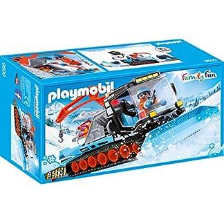 PLAYMOBIL Family Fun Quitanieves, A partir de 4 años (9500)