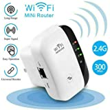 INVALID DATA WiFi Blast Wireless Repeater 300 Mbps Wi-Fi Range Extender