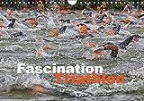 Fascination Triathlon (Wandkalender 2019 DIN A4 quer): Triathlon in allen Facetten (Monatskalender, 14 Seiten ) (CALVEND