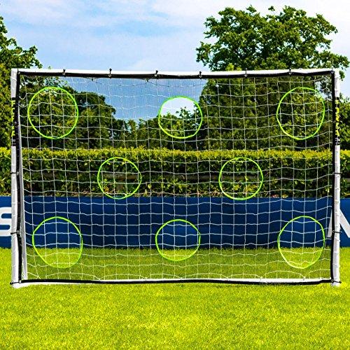 FORZA Fußballtor Torwand (Fußballtor Nicht enthalten) (3m x 2m)
