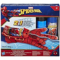 Spider-Man - Guanto Spararagnatele 2-in-1 (Acqua e Ragnatele), B9764EM0
