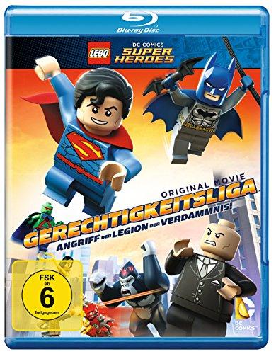 LEGO DC Comics Super Heroes - Gerechtigkeitsliga: Angriff der Legion der Verdammnis [Blu-ray]