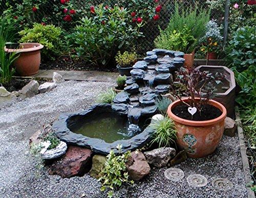 Gartenbrunnen Dekoratives Unikat