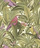 Grandeco VliesTapete Kollektion Botanical, mehrfarbig, BA2202