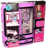 #8: Barbie DPP64 Fashionistas Ultimate Closet Doll, Multi Color
