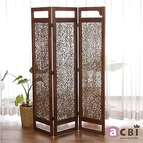 AAMAZING Shilpi:Wooden Partition / Room Divider/Screen / SEPERATOR 4 pannel