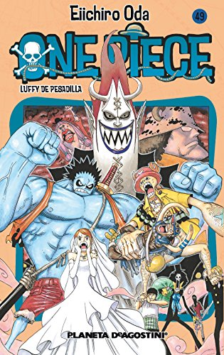 One Piece nº 49: Luffy de pesadilla (Manga Shonen) por Eiichiro Oda