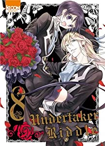 Undertaker Riddle Edition simple Tome 8