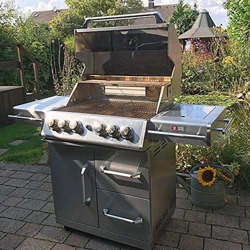 mayer barbecue zunda gasgrill mgg 342 master mit backburner. Black Bedroom Furniture Sets. Home Design Ideas