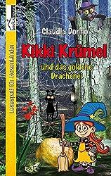 Kikki Krümel und das goldene Drachenei (German Edition)