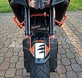 Schutz Kotflügel vorne Aufkleber 3d Kompatibel x moto KTM 1290 Adventure
