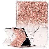 Die besten Vogue-Fall für Mini Ipads - KANTAS Hülle für iPad Mini 1/2/3, Stoßfest Ledertasche Bewertungen