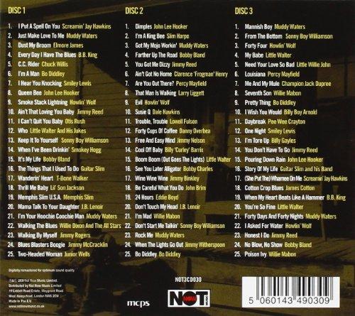 Definitive Blues Anthology (3 CD)