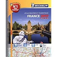 Atlas France Spirale Michelin 2017