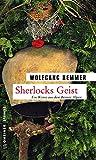 Sherlocks Geist: Kriminalroman (Kriminalromane im GMEINER-Verlag) by Wolfgang Kemmer front cover