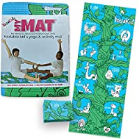 YogaKids My MAT (My Mindfulness & Affirmations Time) Foldable Kid