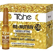 Tahe Re-Nutriv Suero Lifting con Vitamina C Pura y Ácido Hialurónico (5 x