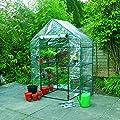Kingfisher Walk In Gewächshaus von Kingfisher bei Du und dein Garten