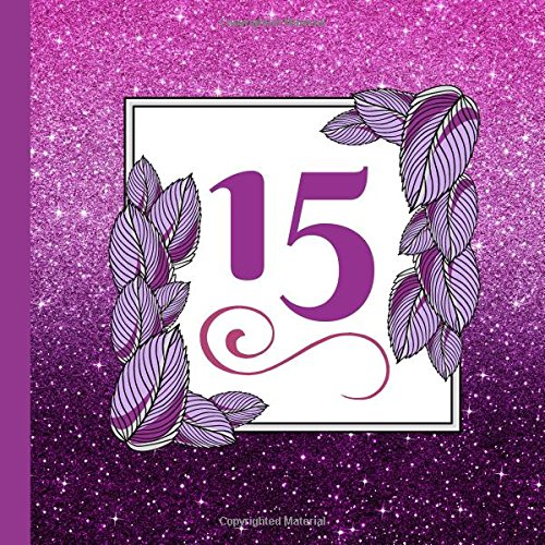 Quinceanera Party Guest Book: Beautiful Purple Quinceanera Guest Book, Use For a Memory Keepsake to Treasure Forever (Quinceanera Party Supplies,Quinceanera Party Decorations, Band 1)