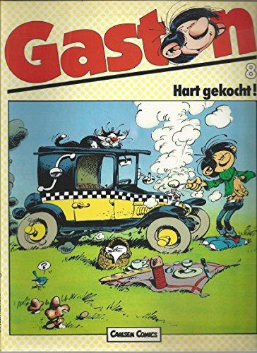 Gaston 8 - Hart Gekocht (Softcover)