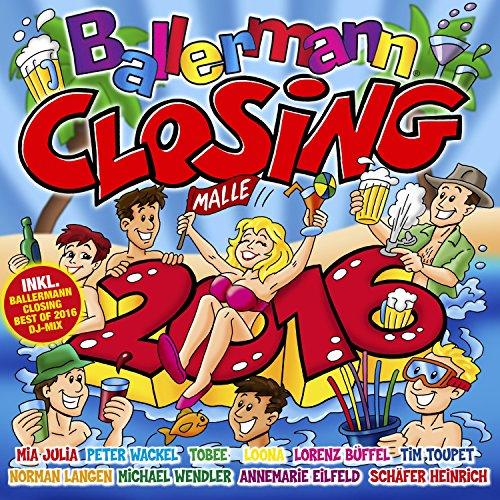 Ballermann Closing 2016