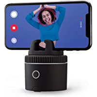 Pivo Pod Silver - Foto & Video a 360 con Auto Tracking e Mani Libere - Stream Live - Videochiamate - 12 Effetti Speciali…