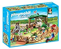 Playmobil 6635 City Life Children's Petting Zoo
