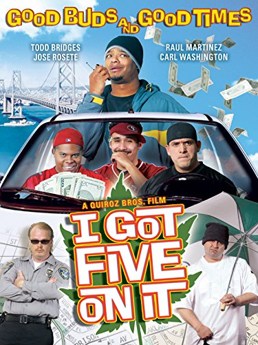 I Got Five On It 2 Cover
