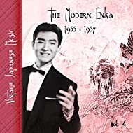 Vintage Japanese Music, The Modern Enka, Vol. 4 (1955 - 1957)