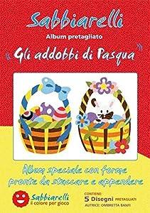 Sabbiarelli Decoraciones del álbum La Pascua